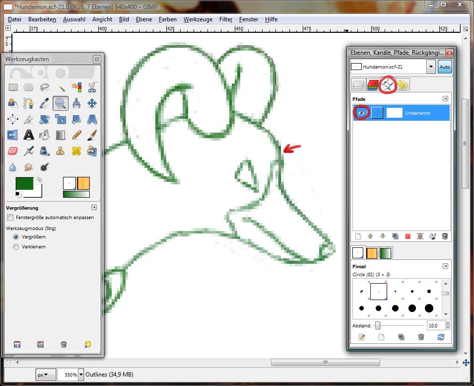 Fanwork - Pokémon zeichnen und kolorieren