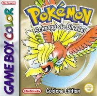 Verpackung Pokémon Gold