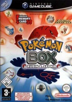 pokemon boxen sortieren