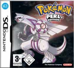 Verpackung Pokémon Perl