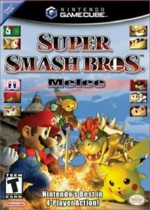 Verpackung Super Smash Brothers Melee